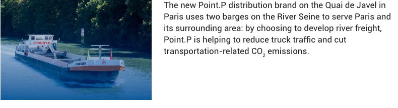 point.p quai de javel