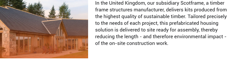 scotframe sustainable timber