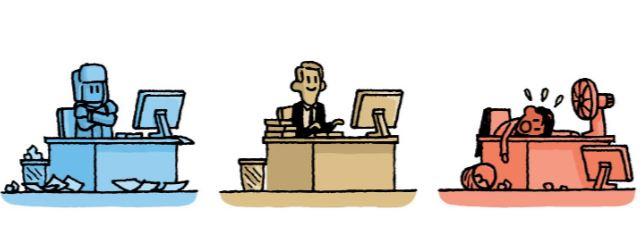 office comics
